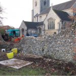 Lime and Flint renovation work example 15
