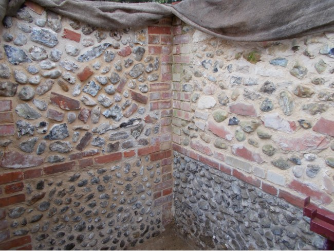 Lime and Flint renovation work example 16