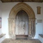 Thornham Church Lime work Restoration