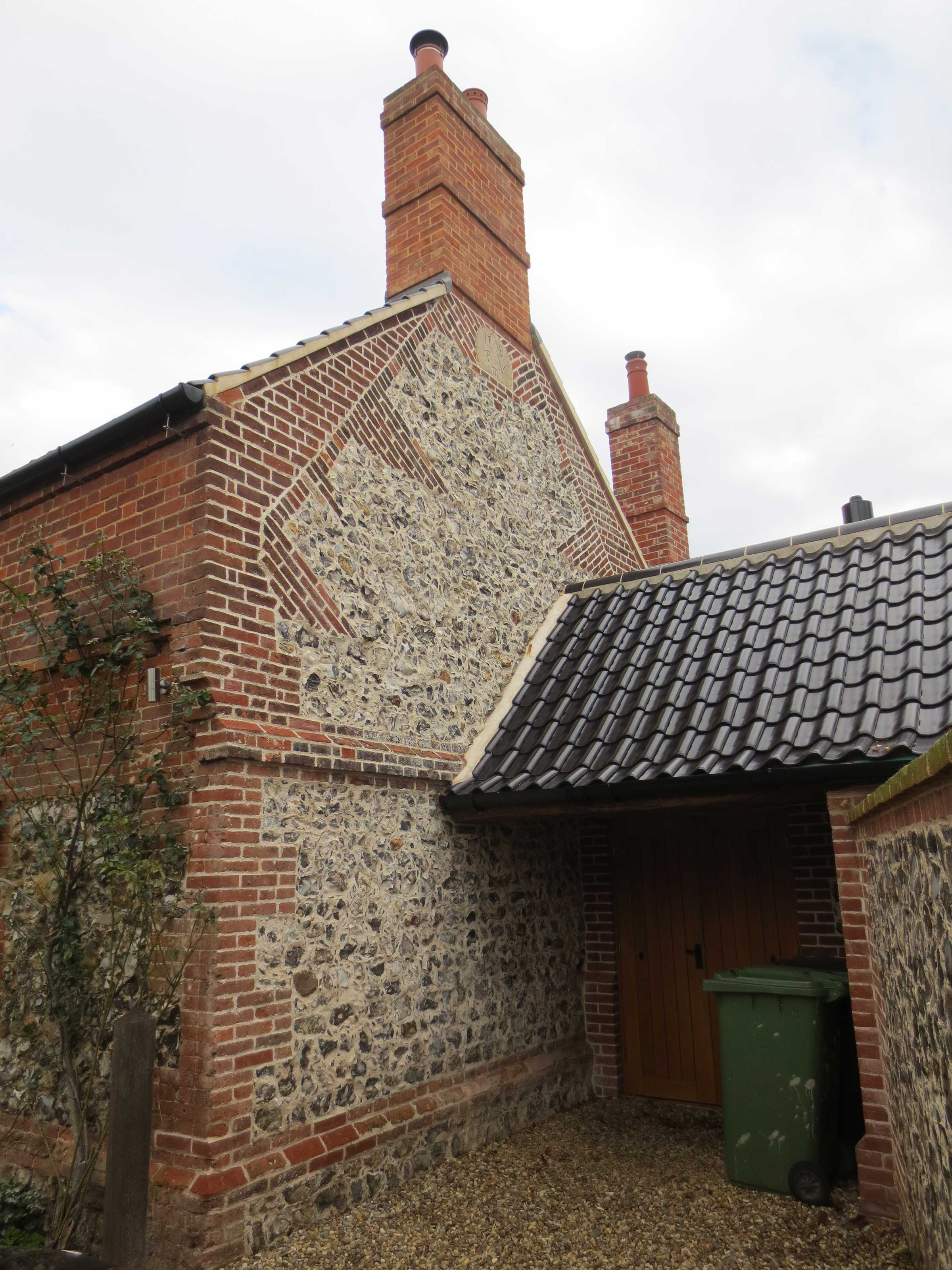 Lime and Flint renovation work example 8